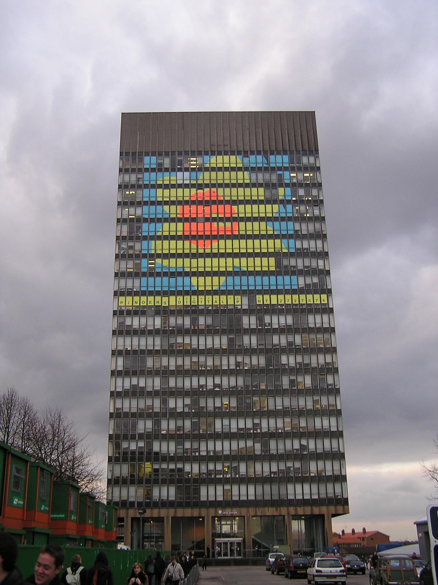 Arts Tower, Room 1319